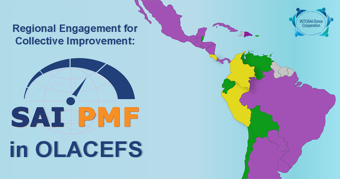 Success Story: SAI PMF in OLACEFS | INTOSAI-Donor Cooperation